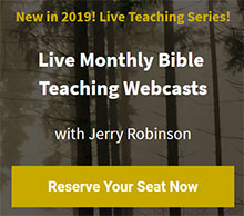 2019 Bible Teaching Series