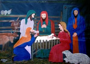 The birth date of Jesus