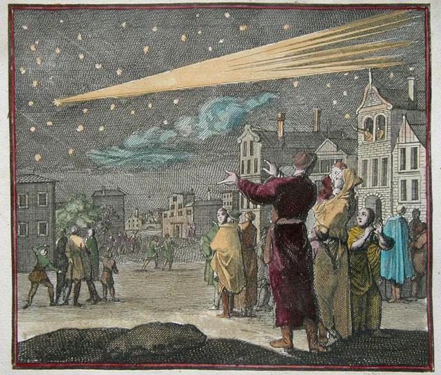 The Comet ISON - Hanukkah 2013 Connection