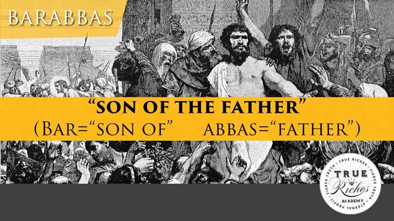Jesus Barabbas - We Want Barabbas