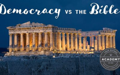 VIDEO TEACHING: Democracy vs the Bible