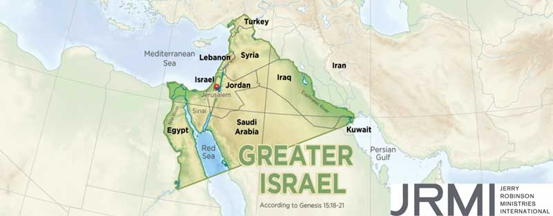 Dividing the Land of Israel for Gain