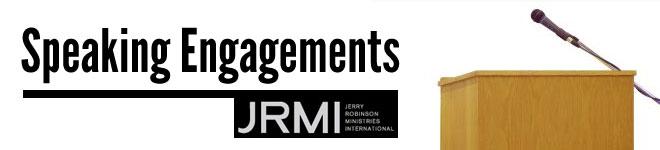 JRMI Speaking Engagements